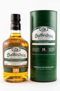 Ballechin 10 y.o. Highland Scotch Whisky