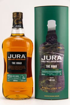 Jura The Road Single Malt Scotch Whisky