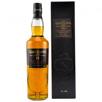 Glen Scotia 15 y.o. Classic Campbeltown Malt