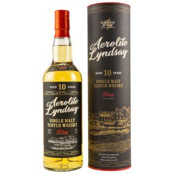 Aerolite Lindsay 10 y.o. Islay Single Malt Scotch Whisky