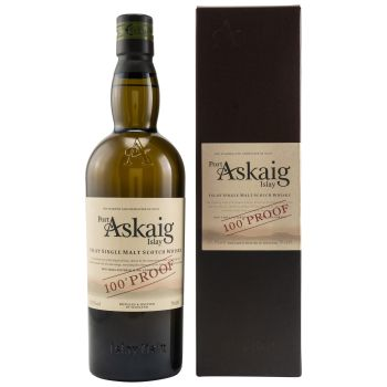 Port Askaig 100 proof Cask Strength Islay Single Malt Whisky
