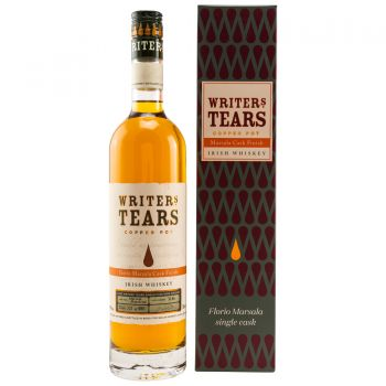 Writer's Tears Copper Pot Marsala Cask Irish Whisky