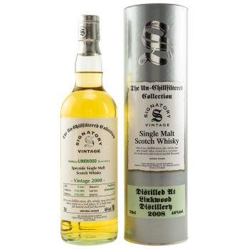 Linkwood 2008/2021 Signatory Single Cask Scotch Whisky