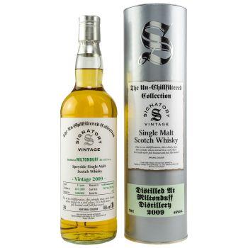 Miltonduff 2009/2021 Signatory Single Malt Scotch Whisky