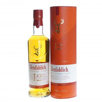 Glenfiddich 12 y.o. - Our Triple Oak Twelve