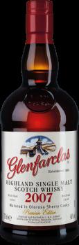 Glenfarclas 2007 Vintage Highland Single Malt Scotch Whisky