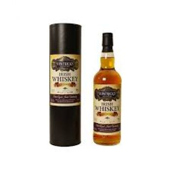 St. Patrick's Irish Whiskey Cask Strength