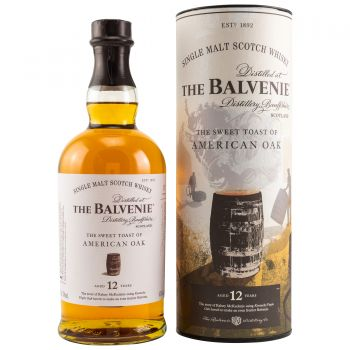 Balvenie 12 y.o. The Sweet Toast of American Oak
