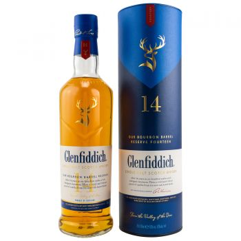 Glenfiddich 14 y.o. Bourbon Barrel Reserve