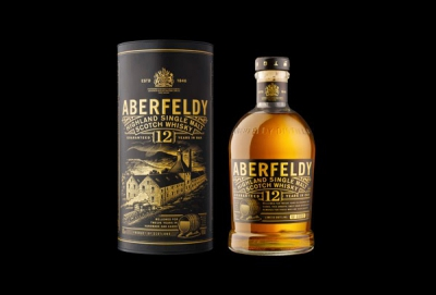 Aberfeldy 12 y.o. batch 2905 limited