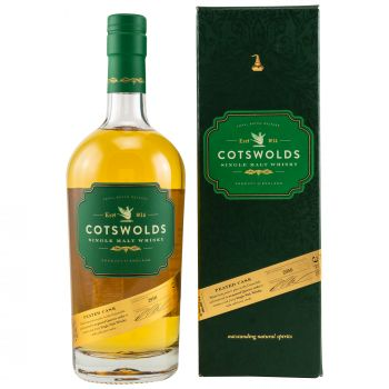 Cotswolds Peated Cask Single Malt Whisky Cask Strength