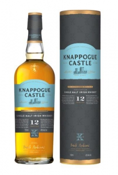 Knappogue Castle 12 y.o. Irish Single Malt Whiskey