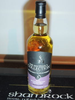 Bunnahabhain 8 y.o. MacPhails Collection Heavily Peated