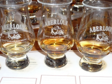 Whiskytasting am 20.11.2020