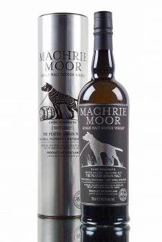 Machrie Moor Peated Malt Cask Strength