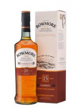 Bowmore 15 y.o. Darkest