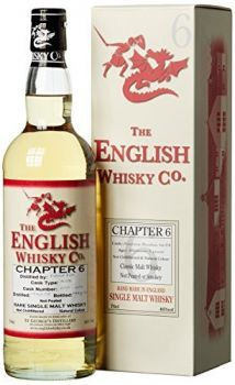 The English Whisky Co. Chapter 6 2007/2010