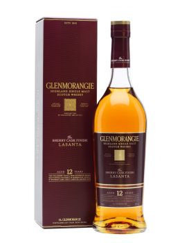 Glenmorangie 12 y.o. Lasanta Sherry Finish