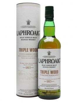 Laphroaig Triple Wood