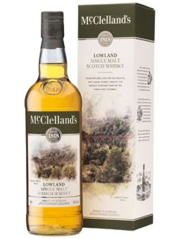 McClelland's Single Malt Whisky Lowlands