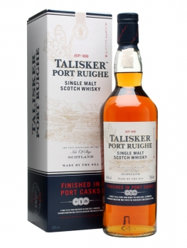 Talisker Port Ruighe Port Casks