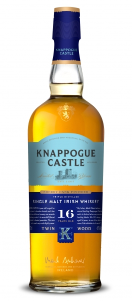 Knappogue Castle 16 y.o. Irish Single Malt Whiskey